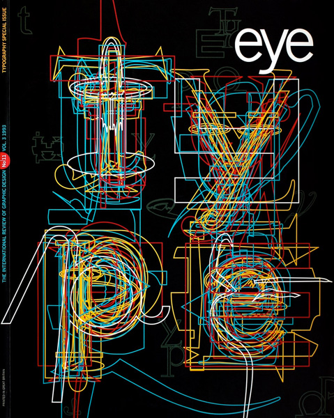 Eye 11 magazine cover
