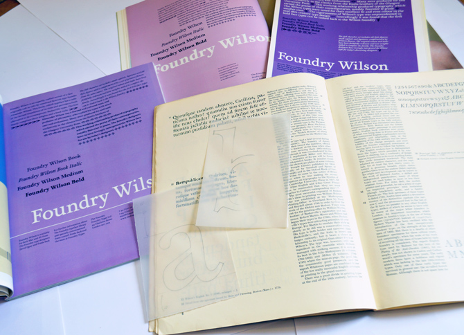 Foundry Wilson Archives