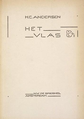Van Der Leck, 'Het Vlas – The Flax' magazine, 1941.