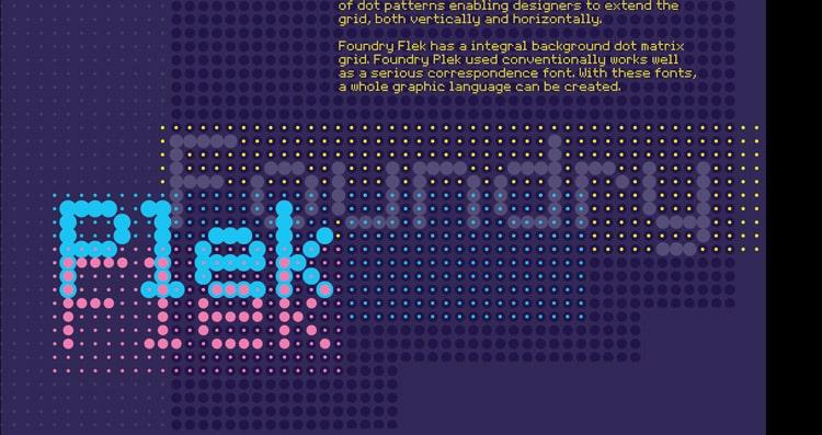 Foundry Flek and Plek, GI 100, Nov 2002