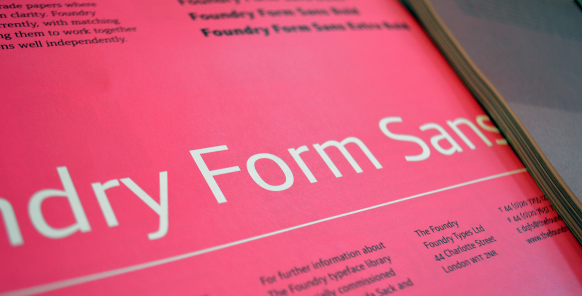 Foundry Form Sans GI