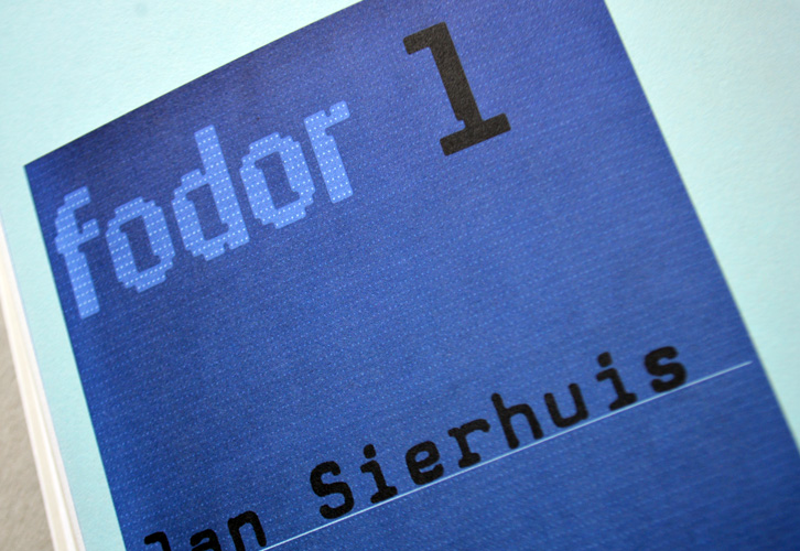 Wim Crouwel's 'Fodor Museum catalogue 1', 1972–73.