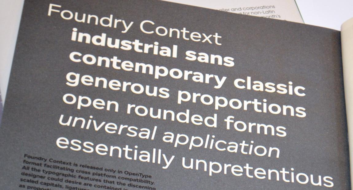 Foundry Context, Grafik 145, Oct 2006, p.82